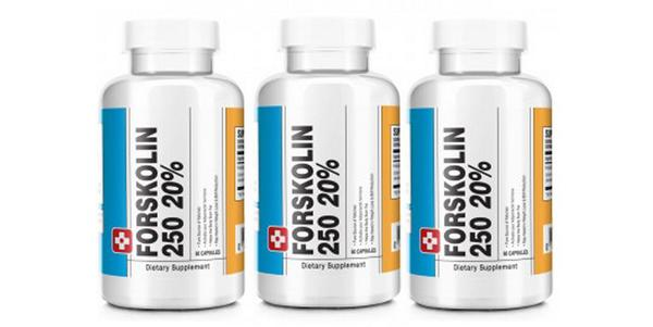 forskolin 250-pills