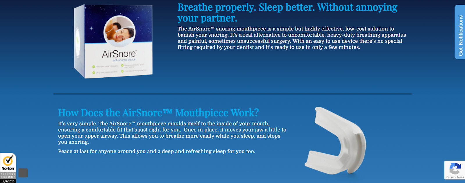 AirSnore-products